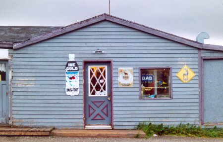 convenience store in Trout River