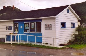 Woody Point, E.L. Roberts Memorial Library